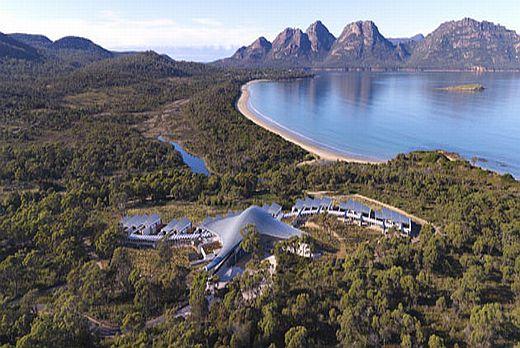 Saffire Lodge Tasmania Australia