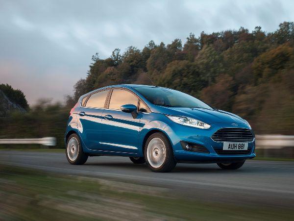 Ford Fiesta 1.0l EcoBoost 4